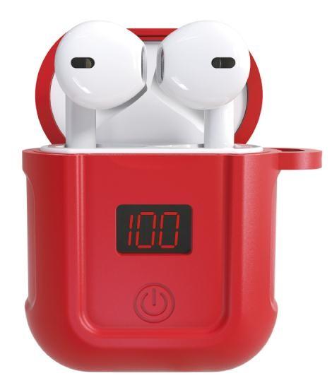 INKAX HP-43 TWS Bluetooth Headset - Fehér