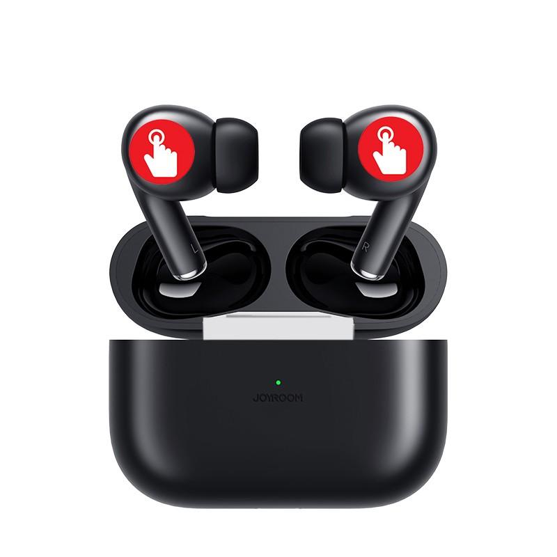 Joyroom JR-T03S Pro ANC TWS Bluetooth 5.0 Headset - Fekete