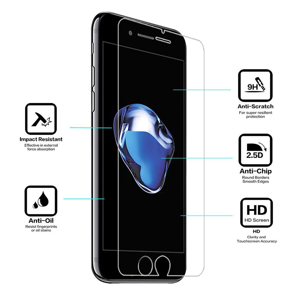 Apple iPhone 7/8 Lito 0.33mm 9H Üvegfólia
