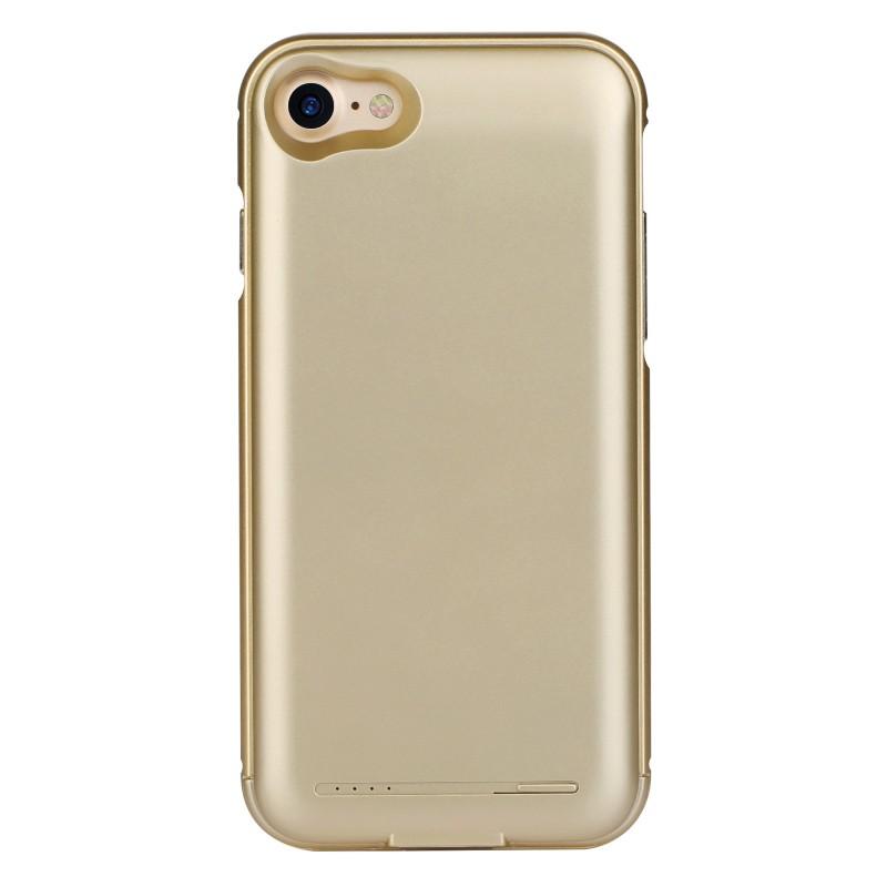 Benks Apple iPhone 7 Traveler 2800 mAh Powerhátlap - Arany