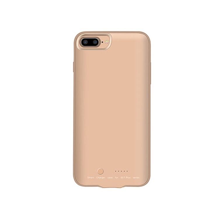 Joyroom D-M171 Apple iPhone 7/8 Plus 3000 mAh Powerhátlap - Arany