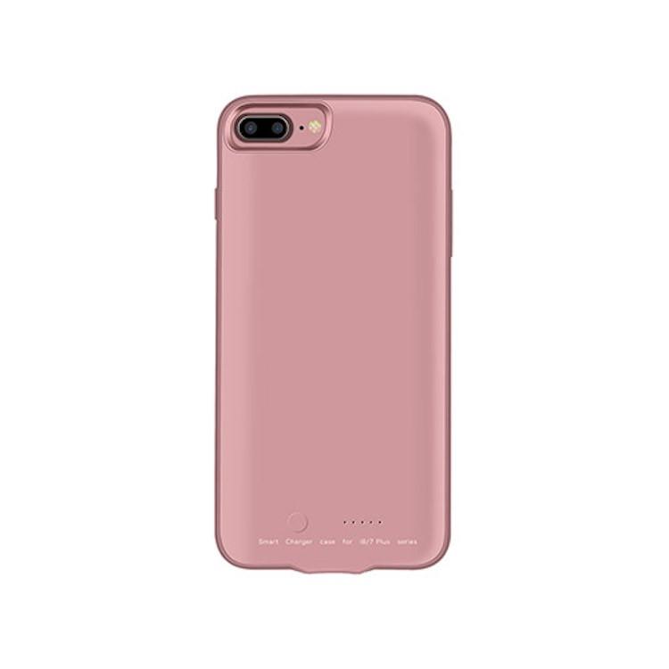 Joyroom D-M171 Apple iPhone 7/8 Plus 3000 mAh Powerhátlap - Rose Gold
