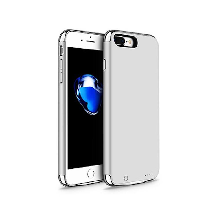 Joyroom D-M143 Apple iPhone 7/8 Plus 3500 mAh Powerhátlap - Ezüst