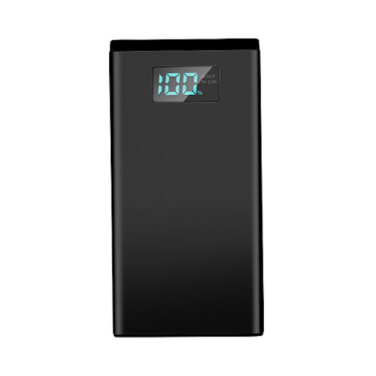 Joyroom D-M190 Leiting 10000 mAh Powerbank - Fekete